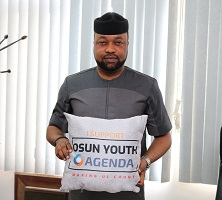 OYA Team Meets Key Decision Makers In Osun