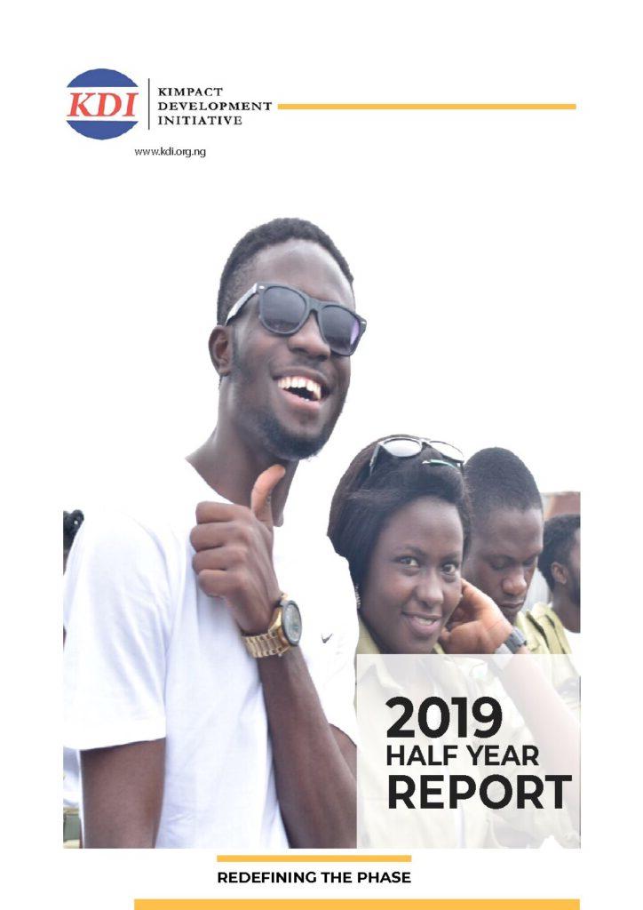 KIMPACT 2019 Half Year Report