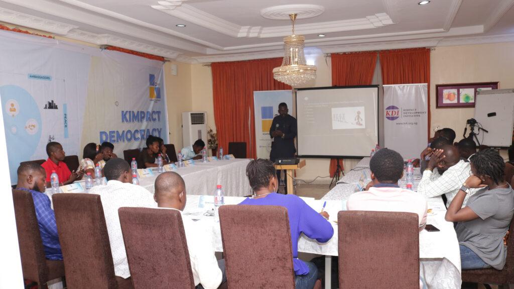 KIMPACT DEMOCRACY SCHOOL