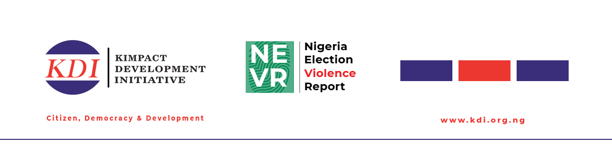 #PressRelease: KDI Expresses Strong Concerns over the Spate of Violence in Anambra State